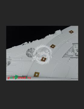 YT-1300 Millennium Falcon - Landing and position lights