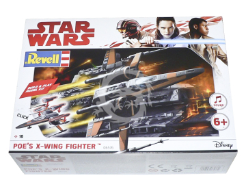 Poe's X-Wing Fighter Revell 06774 06576 - 1/78