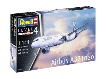 Airbus A321neo Revell 04952 1/144