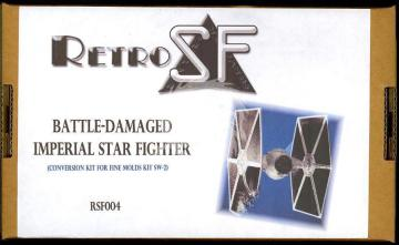 TIE Fighter - Conversion Kit 1/72 RSF004 retrokiT