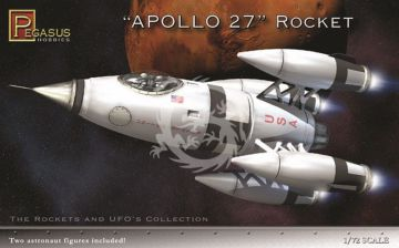 Apollo 27 Rocket