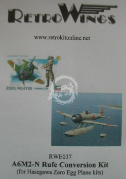 RWE037 A6M2-N Conversion Kit RetrokiT