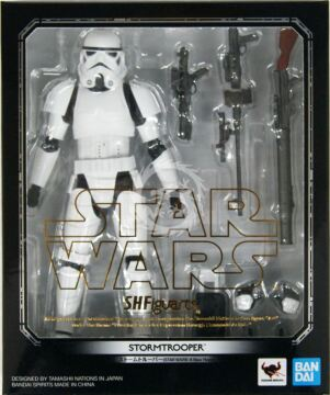 S.H.Figuarts STORMTROOPER - A New Hope 15cm Bandai Star Wars