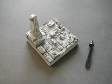 Death Star Display Stand nr.1 Turbolaser Turret RSF134 Retrokit 1/144