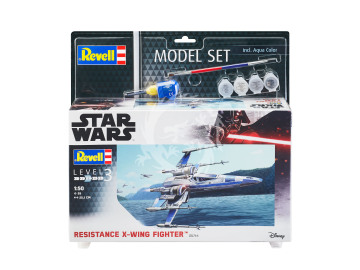 X-Wing Fighter Revell 66744 1/50