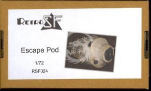 Star Wars Escape Pod 1/72 RetrokiT