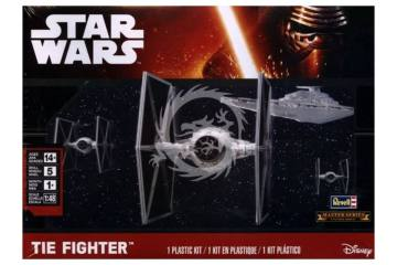 TIE Fighter Master Series Revell 15092 - 85-5092  1/48