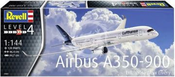 Airbus A350-900 Lufthansa New Livery Revell 03881 1:144