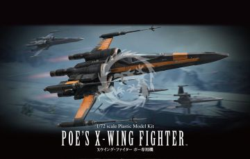X-Wing Starfighter POE'S