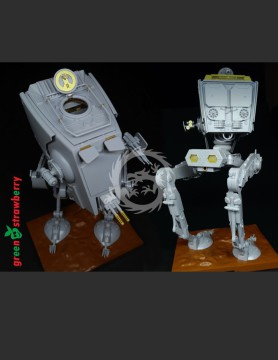 04017 AT-ST 1/48 Grfeen Strawberry