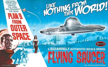 Flying Saucer from