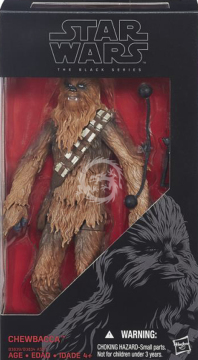 Black Series 05 - 15cm Chewbacca (The Force Awakens) Hasbro Star Wars