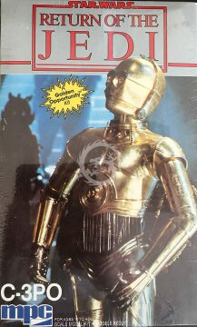 C-3PO - Return of the Jedi - MPC 1-1935  skala 1/8