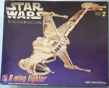 Star Wars B-wing Fighter Limited Edition  1/94