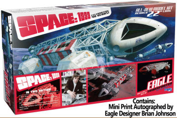 Space: 1999 - Eagle Transporter (Special Edition) 1/48 MPC874