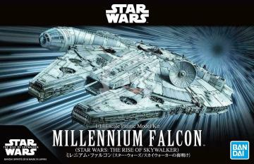 Millennium Falcon - The rise of Skywalker 1/144 Bandai Star Wars
