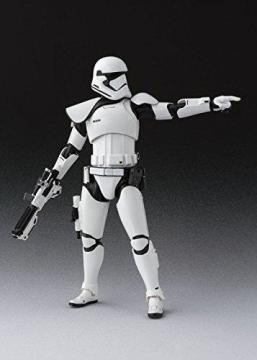 First Order Stormtrooper - Vinyl Collection 02 - 16cm - Bandai