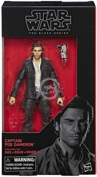 Black Series 53 - 15cm Captain Poe Dameron (The Last Jedi) Hasbro Star Wars